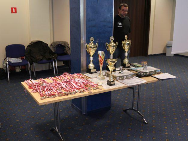 Puchary i medale, które rozdaliśmy