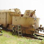 Panzertriebwagen 14, 1:45
