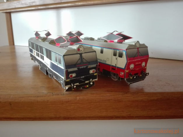 EP09 - modele kartonowe