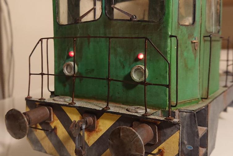 Zastal 410D Krzysztofa – galeria modelu