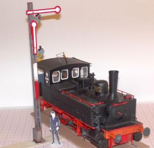 Z lokomotywą